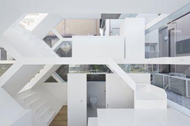 Dům S v Japonsku od Yuusuke Karasawy - foto: Koichi Torimura