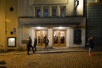 Kino Varšava v Liberci má za sebou první etapu rekonstrukce - foto: Petr Šmídek, 2015
