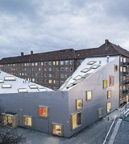 kruh 2015: Architektky - Dorte Mandrup