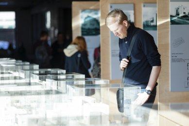 FA ČVUT vystavuje modely funkcionalistických vil osady Baba - foto: Jiří Ryszawy