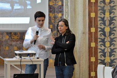 K přednášce a výstavě RCR Arquitectes v Českých Budějovicích  - foto: Petr Šmídek, 2015