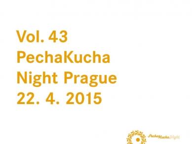 PechaKucha Night Prague Vol. 43