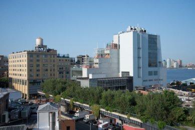 Whitney Museum v New Yorku od Renzo Piana - foto: Timothy Schenck