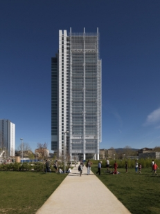 Sídlo banky Intesa Sanpaolo v Turíně od Renzo Piana - foto: Enrico Cano