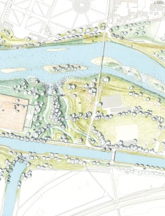 Praha má návrh na architektonickou obnovu Císařského ostrova