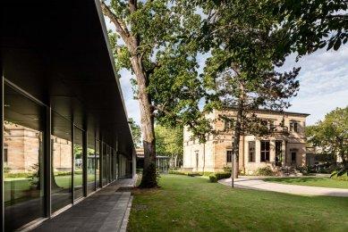 Wagnerovo muzeum v Bayreuthu získalo novou přístavbu - foto: Marcus Ebener / Richard Wagner Museum