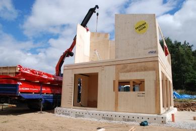 Domesi Concept House se otevře návštěvníkům na konci roku