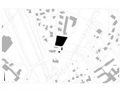 Sběrné odpadové centrum ve Feldkirchu od Marte.Marte - Situace - foto: Marte.Marte Architekten