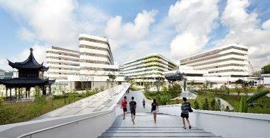 kruh podzim 2015 : Caroline Bos - Procesy územního plánování - Singapore University of Technology and Design - foto: Hufton + Crow