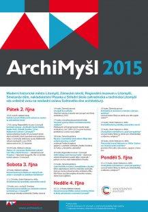 Letošní ArchiMyšl na téma veřejné prostory