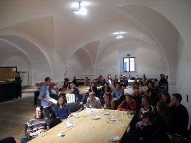 Vernisáž výstavy Litomyšl bez průtahu - foto: Akademie architektury