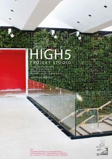 High5 - pozvánka na výstavu ostravského Projektstudio v GAB