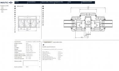 Inoutic Project Plan pomůže s výpočty okenních výplní