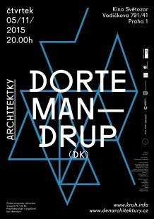 kruh podzim 2015 : Dorte Mandrup - Veřejná práce