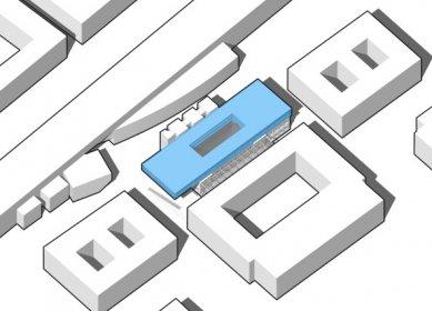 Rozšíření univerzitní knihovny v Grazu od Thomase Puchera