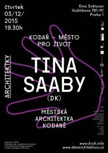 kruh podzim 2015 : Tina Saaby - Kodaň - Město pro lidi