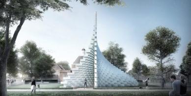 Autorem letního pavilonu Serpentine Gallery 2016 bude Bjarke Ingels - foto: © Bjarke Ingels Group