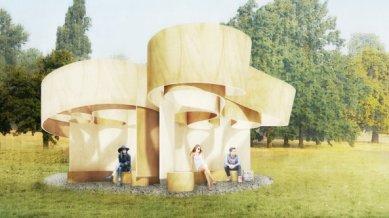 Autorem letního pavilonu Serpentine Gallery 2016 bude Bjarke Ingels - foto: © Barkow Leibinger