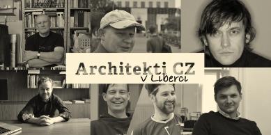 Architekti CZ - pozvánka na diskusní večer v Liberci