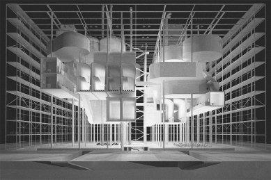 Nová škola architektury z nového ateliéru FA ČVUT - Viktor Kákoš, nová fakulta architektury / zimní semestr 2015-2016