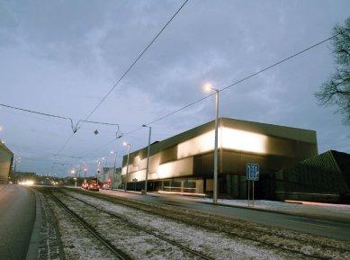 Nová škola architektury z nového ateliéru FA ČVUT - Eliška Martínková, nová fakulta architektury / zimní semestr 2015-2016