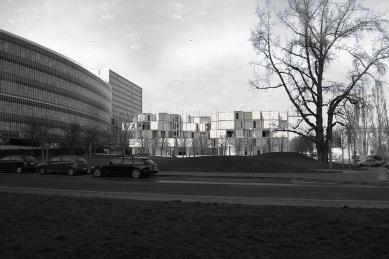 Nová škola architektury z nového ateliéru FA ČVUT - Filip Galko, nová fakulta architektury / zimní semestr 2015-2016