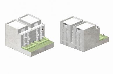 OLOVĚNÝ DUŠAN 2016 - Architektura a urbanismus: vítězný projekt - Bytový dům