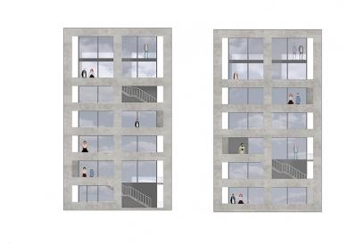 OLOVĚNÝ DUŠAN 2016 - Architektura a urbanismus: vítězný projekt - Věž pohledy
