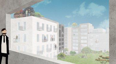 OLOVĚNÝ DUŠAN 2016 - Architektura a urbanismus: vítězný projekt - Z věže