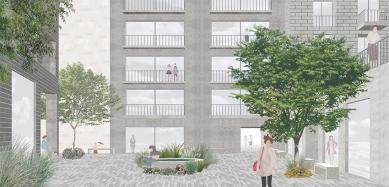 OLOVĚNÝ DUŠAN 2016 - Architektura a urbanismus: vítězný projekt - Ze zahrady