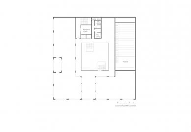 OLOVĚNÝ DUŠAN 2016 - Architektura a urbanismus: vítězný projekt - Městský dům - typické podlaží