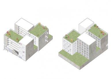 OLOVĚNÝ DUŠAN 2016 - Architektura a urbanismus: vítězný projekt - Multikulturní
