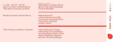 Budoucnost centra Brna - pozvánka na vernisáž