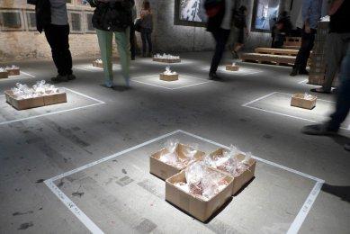 XV. mezinárodní výstava architektury v Benátkách 2016 - foto: Ondřej Hojda, 2016