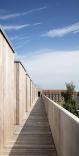 Sportovní hala v Kodani od Dorte Mandrup - foto: Adam Mørk