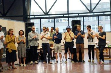 Ještěd f kleci 16 - slavnostní vyhlášení - foto: Sára Šindelářová
