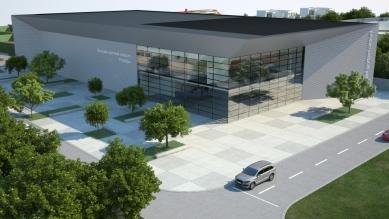 Olympijské centrum v Prostějově postaví OHL ŽS