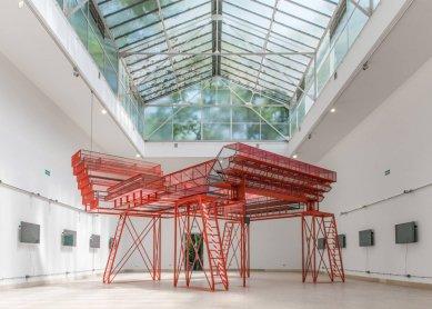 Diskuse k pavilonu České a Slovenské republiky na Bienále architektury v Benátkách 2016