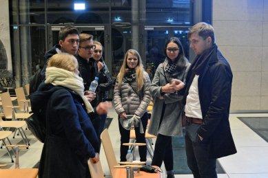 Přímá linka Brno-Poznaň - zpráva z přednáškového večera - foto: Petr Šmídek, 2016