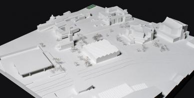 Herzog & de Meuron zvítězili v soutěži na Neue Nationalgalerie v Berlíně - 3. místo - foto: Bruno Fioretti Marquez Architekten