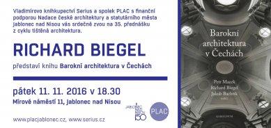 Tištěná architektura: Richard Biegel - zrušeno