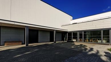 Kulturní dům Hodonín v novém kabátě