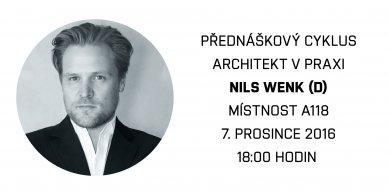Architekt v praxi : Nils Wenk