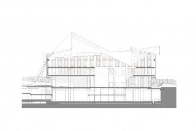 Rekonstrukce Design Museum v Londýně od OMA - foto: OMA