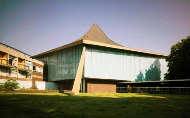Rekonstrukce Design Museum v Londýně od OMA - Původní stav - foto: OMA