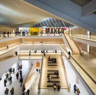 Rekonstrukce Design Museum v Londýně od OMA - foto: Luc Boegly + Sergio Grazia photographes