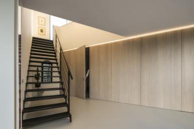 Rodinný dům Casa Kwantes v Rotterdamu od MVRDV - foto: Ossip van Duivenbode
