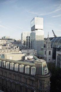 Kaplicky Internship - vyhlášení 3. ročníku studentské soutěže - New Court Rothschild Bank, nominovaná na na Stirling Prize 2012 - foto: Allies and Morrison LLP