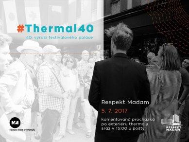 Respekt Madam - třetí představení Thermalu na KVIFF