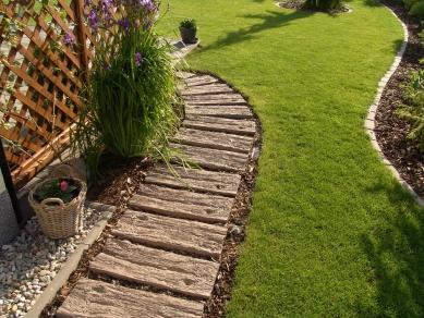 Natural dlažby PRESBETON – Dokonalá imitace přírodních materiálů - Imitace dřeva - dlažba BARK